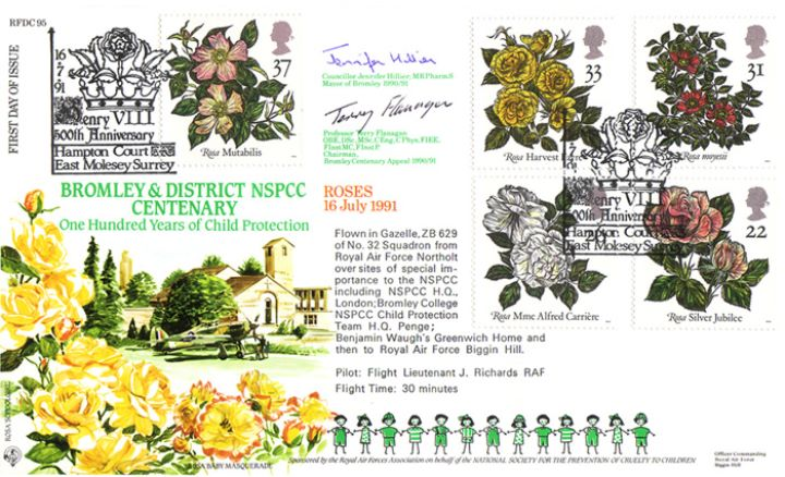 Roses 1991, Bromley and District NSPCC