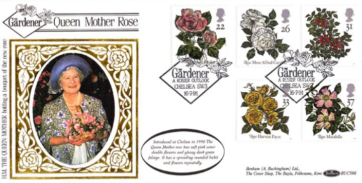 Roses 1991, Queen Mother Rose