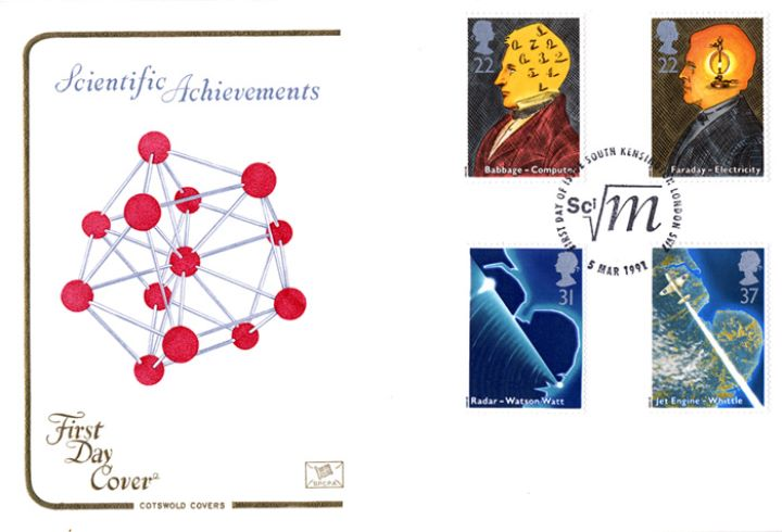 Scientific Achievements, Molecular Structure
