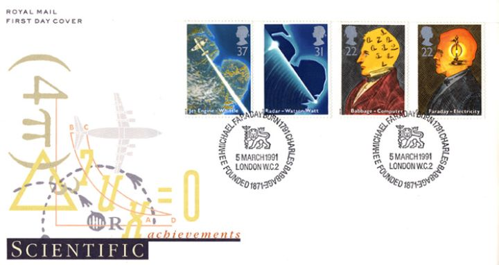 Scientific Achievements, Scientific Emblems