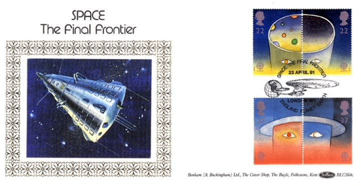 Europe in Space, Space the Final Frontier