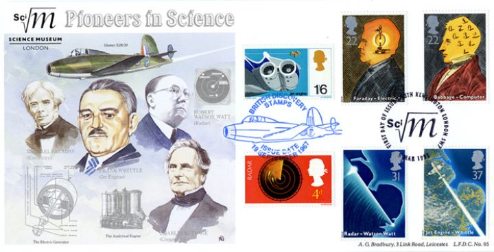 Scientific Achievements, Pioneers in Science