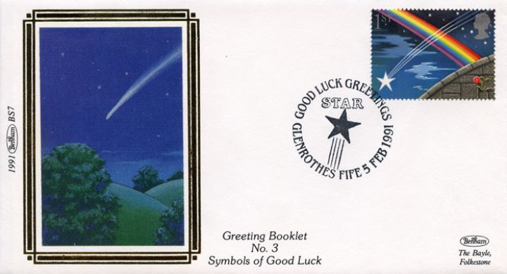 Lucky Symbols (Greetings), Shooting Star