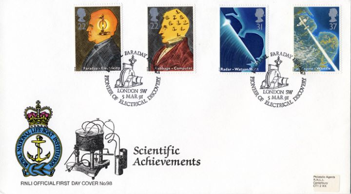 Scientific Achievements, RNLI Official