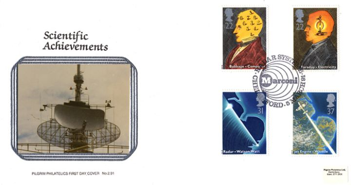 Scientific Achievements, Radar Equipment