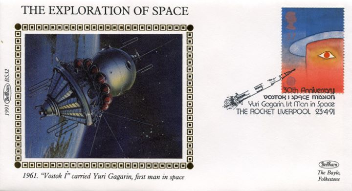 Europe in Space, Vostok 1
