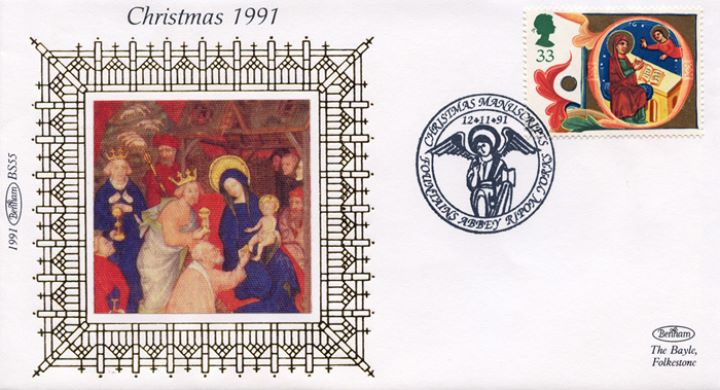 Christmas 1991, Adoration of the Magi