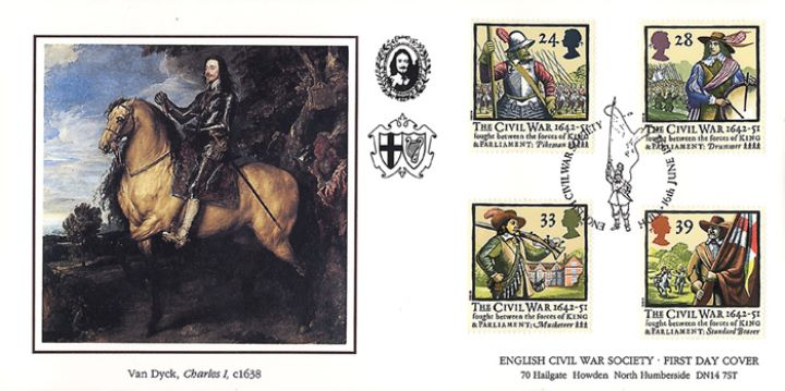 English Civil War Society