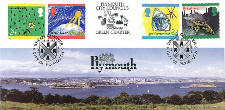 Green Issue, Plymouth's Green Charter