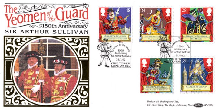 Gilbert & Sullivan, The Yeoman of the Guard
