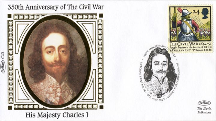 English Civil War, His Majesty Charles I