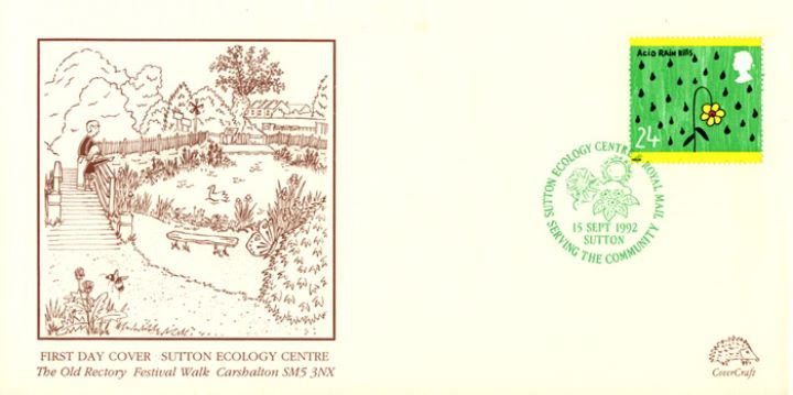 Green Issue, Sutton Ecology Centre