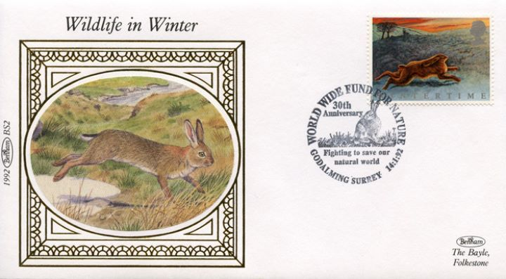 4 Seasons: Winter, Hare