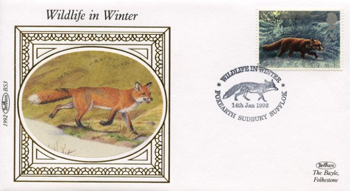 4 Seasons: Winter, Fox
