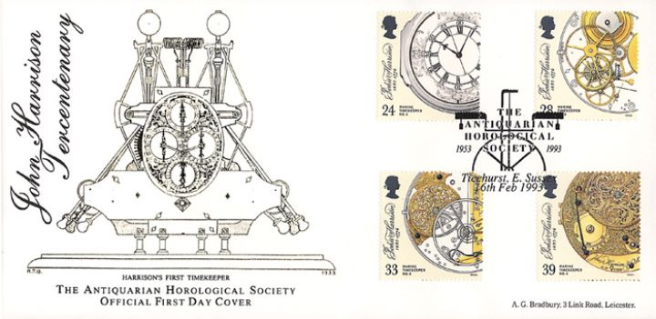 Maritime Clocks, Antiquarian Horological Society