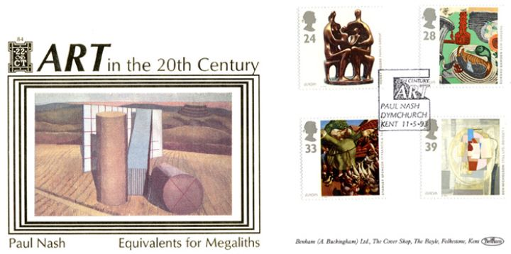 20th Century Art, Equivalents for Megaliths