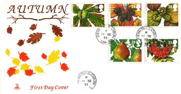 4 Seasons: Autumn, Autumn Leaves