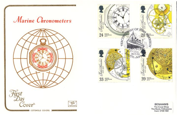 Maritime Clocks, Marine Chronometer