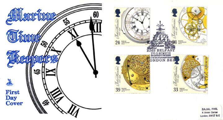 Maritime Clocks, Marine Time Keepers
