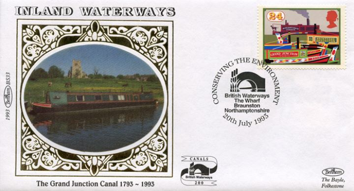 Inland Waterways, The Grand Junction Canal