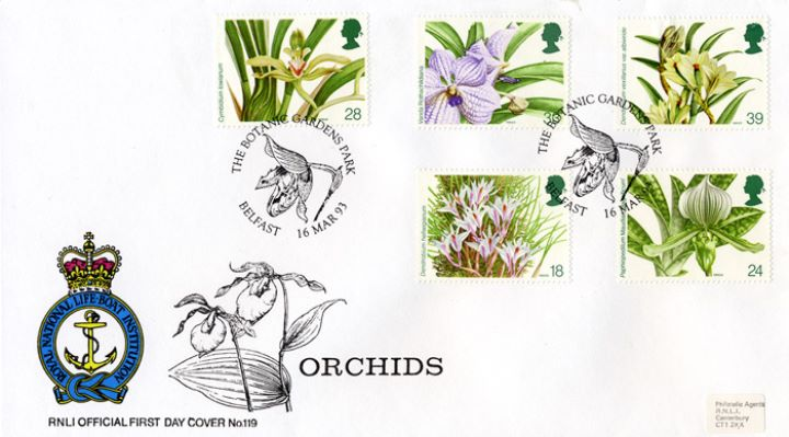 Orchid Conference, RNLI Official
