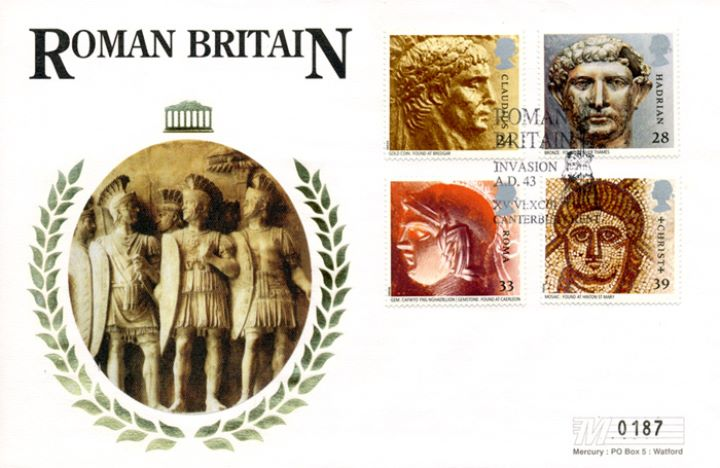Roman Britain, Roman Sculpture
