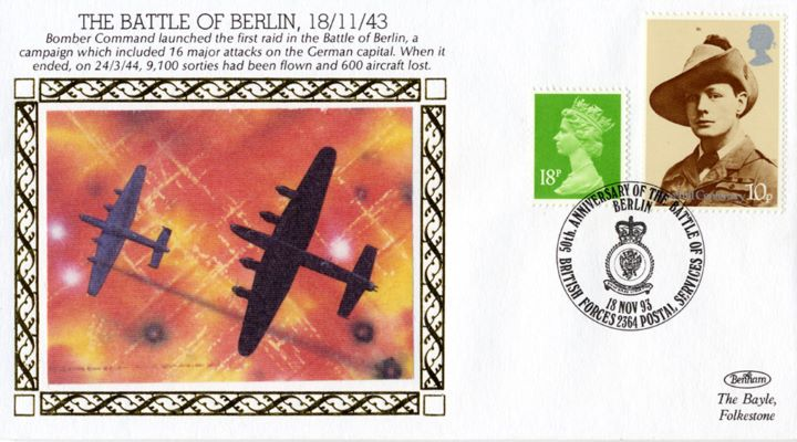 The Battle of Berlin, Bomber Command