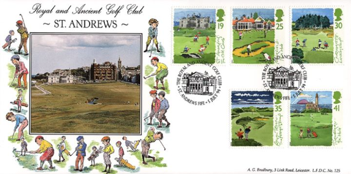 Golf, Royal & Ancient Golf Club