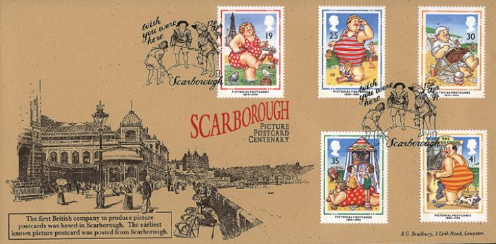 Picture Postcards, Scarborough