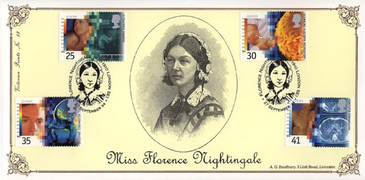 Medical Discoveries, Florence Nightingale