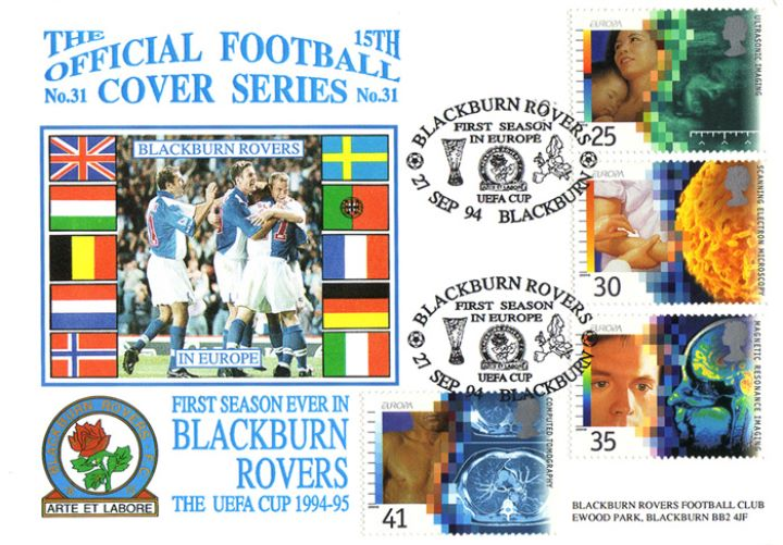 Medical Discoveries, Blackburn Rovers