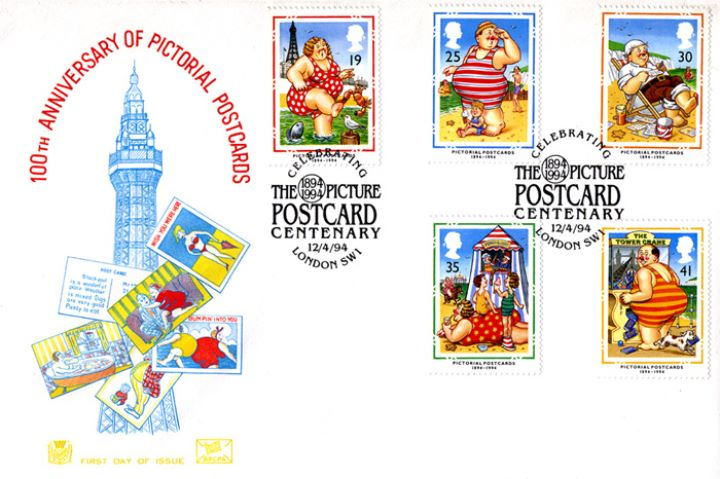 Picture Postcards, Blackpool Tower