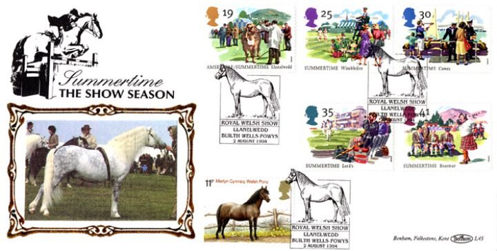4 Seasons: Summer, The Show Season