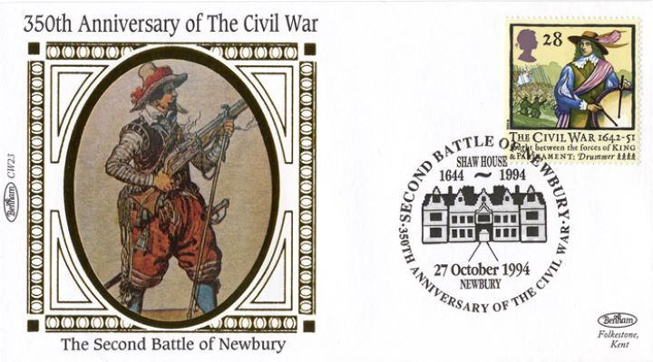 English Civil War, Second Battle of Newbury