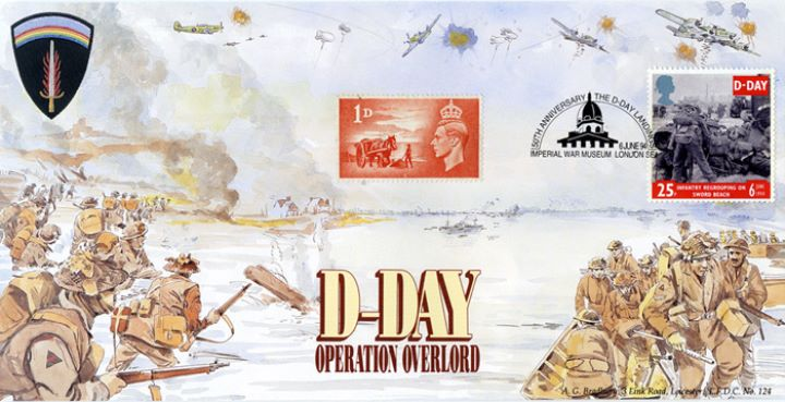 D-Day 50th Anniversary, Operation Overlord