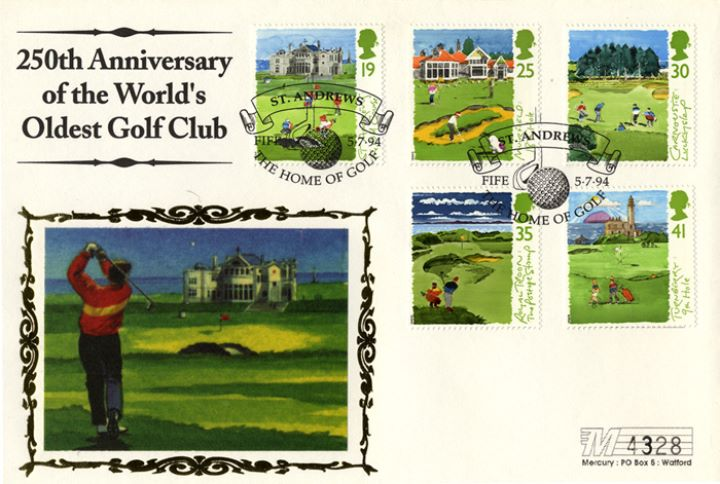 Golf, St Andrews