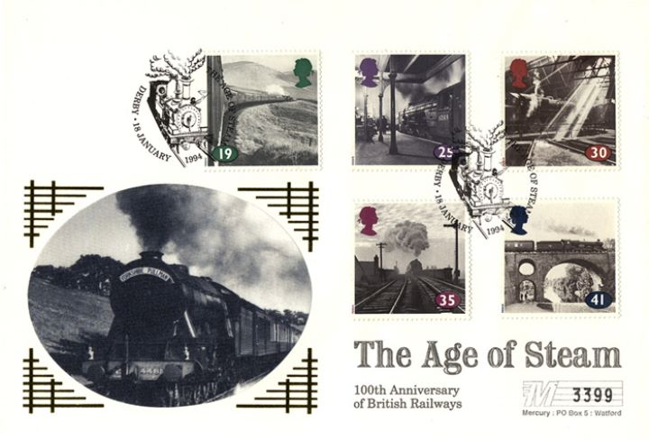The Age of Steam, Yorkshire Pullman