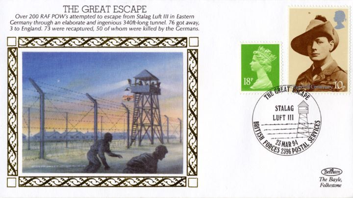 The Great Escape, Over 200 RAF POWs attempted to escape