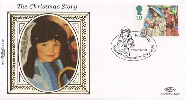 Christmas 1994, Child Shepherd