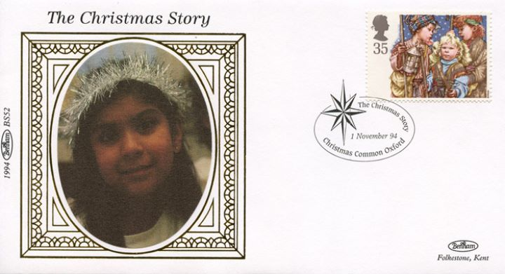 Christmas 1994, Child Angel