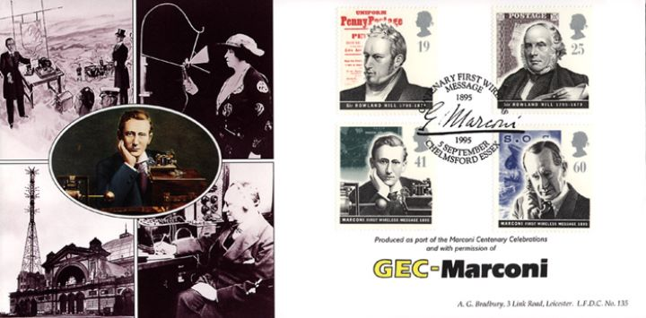 Communications, GEC-Marconi