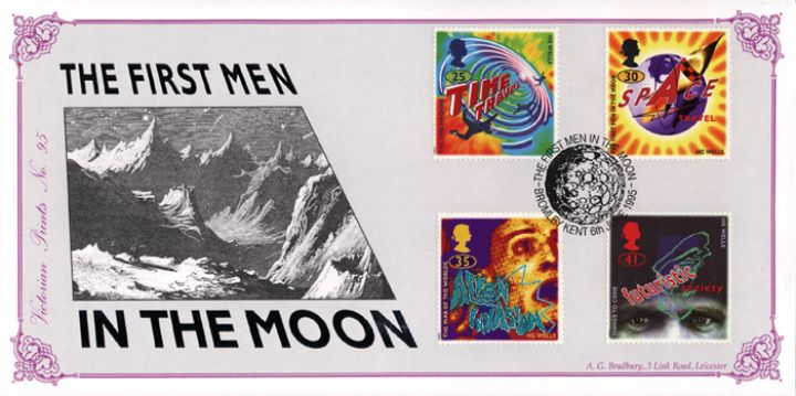 Science Fiction, First Men in the Moon