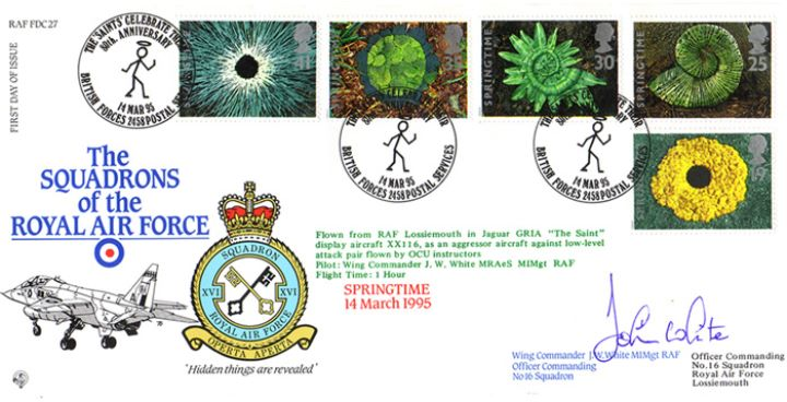 4 Seasons: Spring, Squadrons of the Royal Air Force