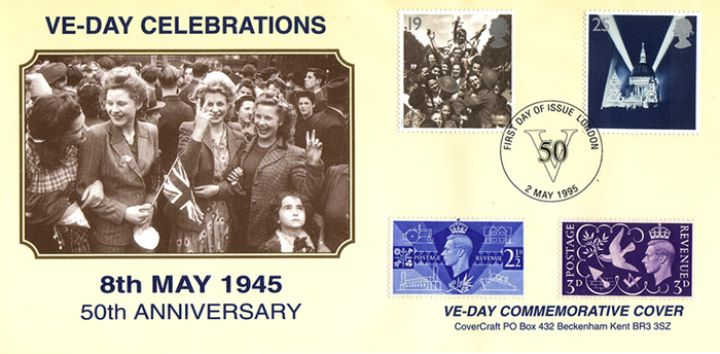 Peace and Freedom, VE-Day Celebrations