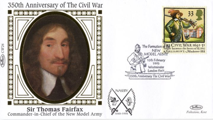 English Civil War, Sir Thomas Fairfax