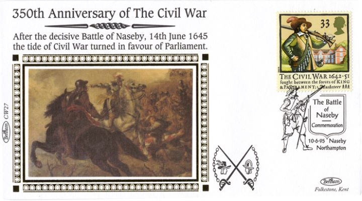 English Civil War, Battle of Naseby
