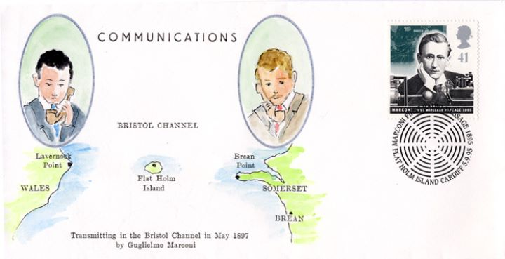 Communications, Bristol Channel