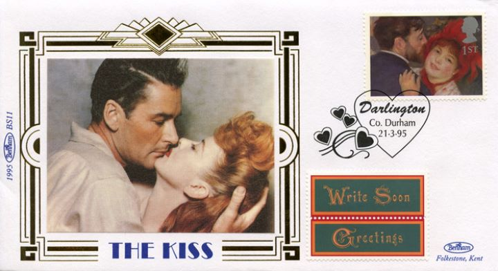 Love & Kisses (Greetings), Errol Flynn & Ida Lupino