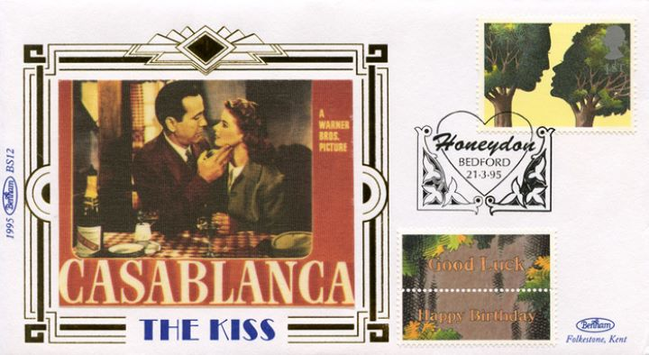 Love & Kisses (Greetings), Humphrey Bogart & Ingrid Bergman