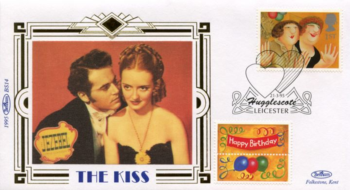Love & Kisses (Greetings), Henry Fonda & Bette Davis